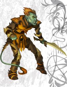 Troll Fighter